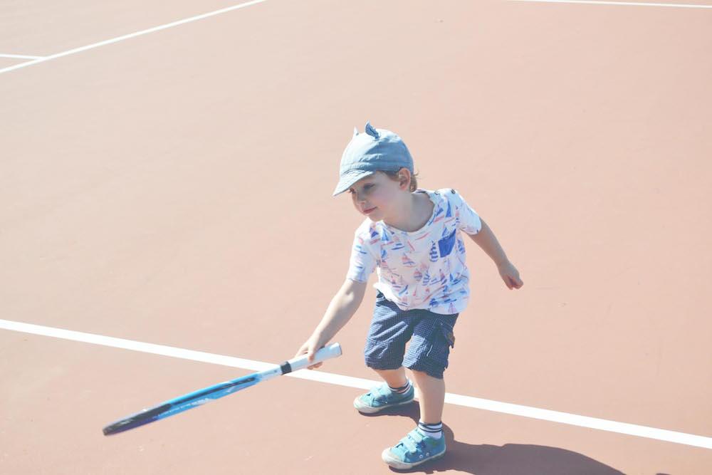L'atelier de tennis Éveil